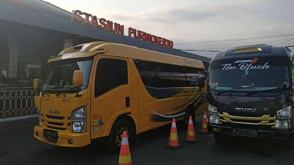 Travel Purwokerto Jakarta